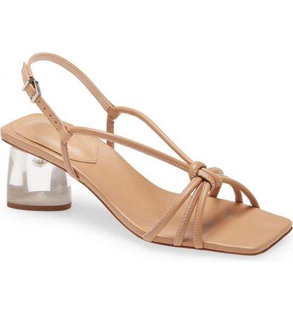 Schutz Betine Strappy Sandal (Women)   Nordstrom