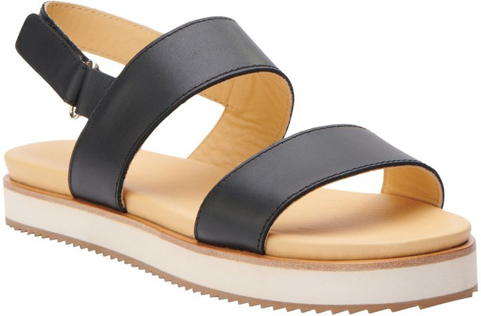 Go-To Flatform Slingback Sandal