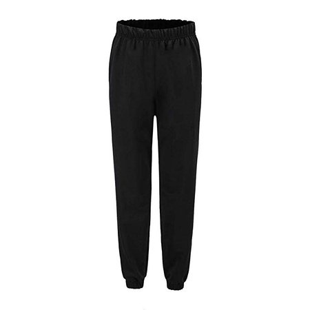 Women's Sports Pants Harem Sweat Pants Jersey Pocket Gym Fitniess Cusual Pants Yoga Jogger Pants with Pocket by Sunyastor Black at Amazon Women's Clothing store