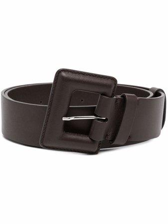 Drome wide leather belt - FARFETCH