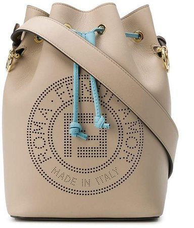 Mon Tresor bucket bag
