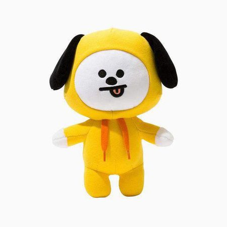 Chimmy BT21 plushie