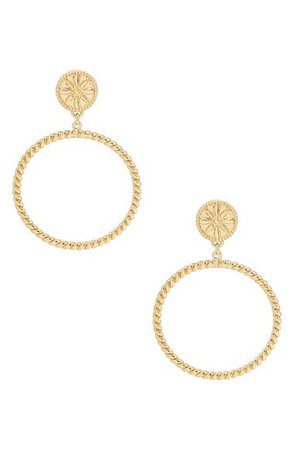 gorjana Fiore Drop Earrings | Nordstrom
