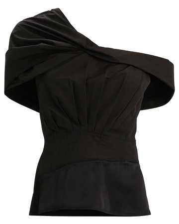 3.1 Phillip Lim | Pleated Off-the-Shoulder Top | INTERMIX®