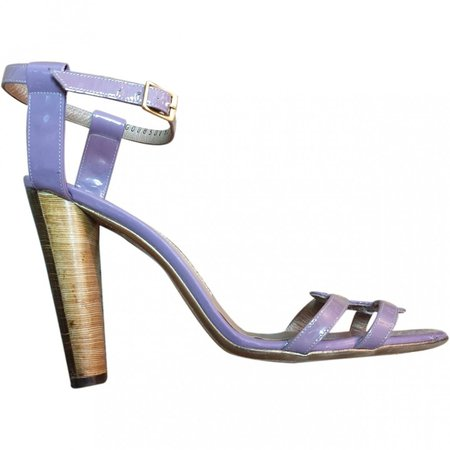 Other Patent leather Sandals
