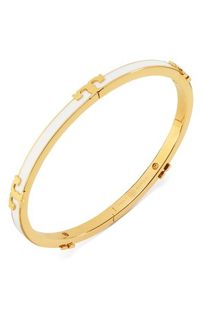 Tory Burch Kira Enamel Stackable Bracelet | Nordstrom