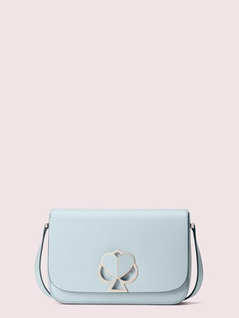 nicola twistlock medium shoulder bag | Kate Spade New York