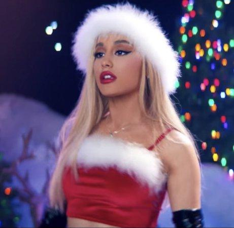 Ariana Grande's Christmas