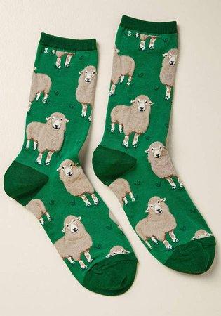 sheep socks