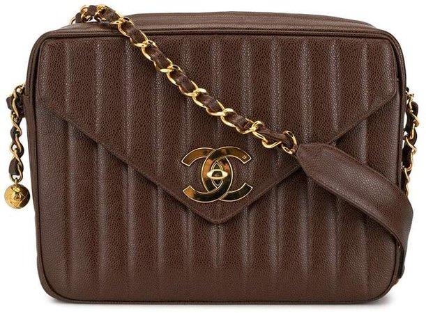 Pre-Owned Mademoiselle CC shoulder bag