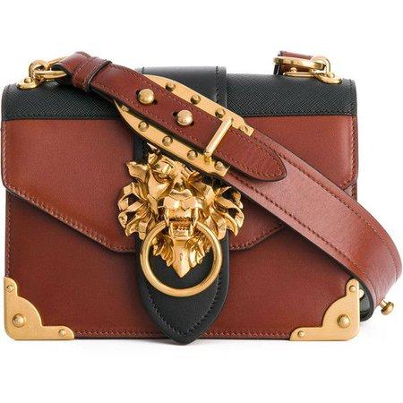 handbags-2018-2019-prada-cahier-lion-embellished-shoulder-bag-60-900-ars-❤-liked-on-polyvore-fe.jpg (600×600)