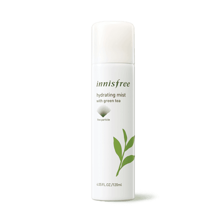 Innisfree Hydrating mist with green tea (fine particle)