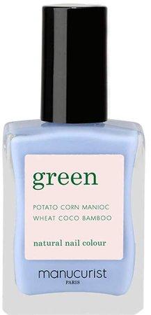 Green Nail Lacquer - Lilas