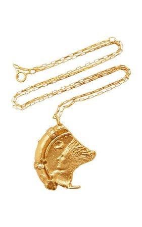 24K Gold-Plated Necklace by Alighieri | Moda Operandi