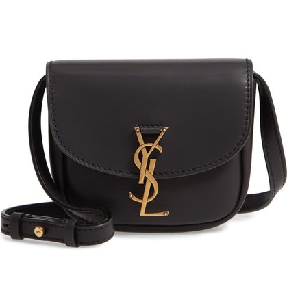 Saint Laurent Small Kaia Leather Crossbody Bag | Nordstrom