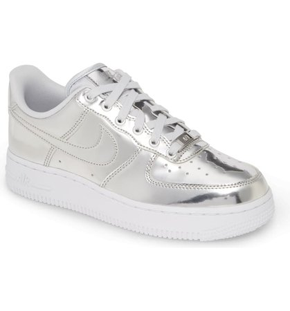 Nike Air Force 1 SP Metallic Sneaker (Women)   Nordstrom