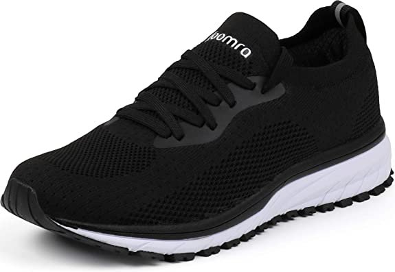 Amazon.com   JOOMRA Women Casual Shoes Breathable Gym Jogging Walking Knit Spring Sport Athletic Fashion Tennis Sneakers Blue Size 9   Shoes