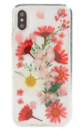 Recover Floral iPhone X/Xs Case | Nordstrom