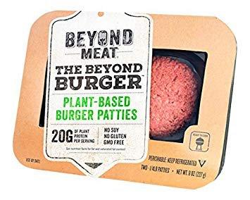beyond meat burger - Google Search