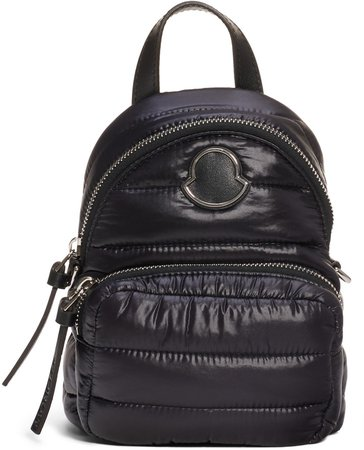 Small Kilia Quilted Crossbody Backpack