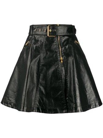 Moschino Biker Skirt
