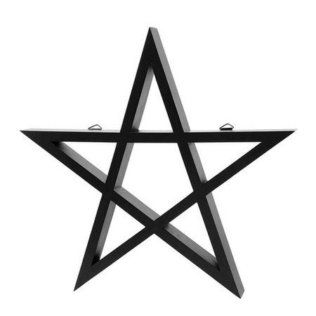 Pentagram display