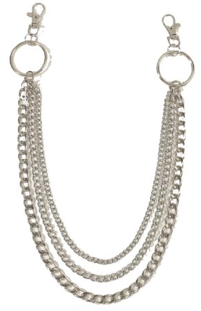 belt chain clip