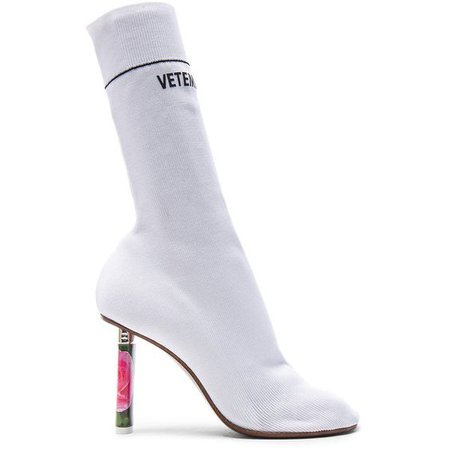 VETEMENTS Sock Ankle Boots