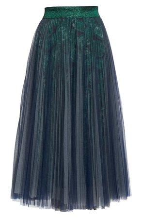 Le Superbe Hidden Gems Pleat Tulle Skirt | Nordstrom