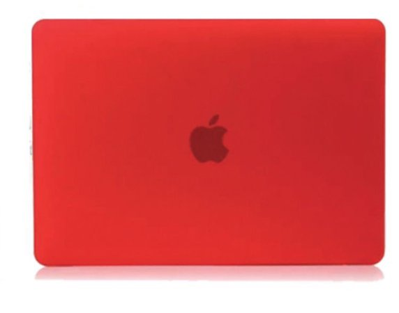 red case MacBook