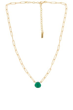 Natalie B Jewelry Cici Necklace in Gold | REVOLVE