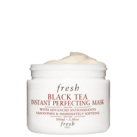 Fresh Black Tea Instant Perfecting Face Mask - Smoothes and Softens - Fresh