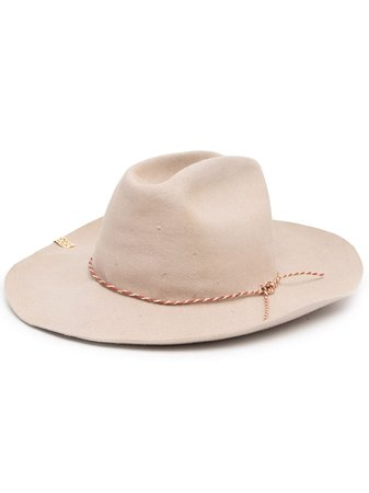 Visvim felt cowboy hat - FARFETCH