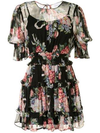 Alice McCall Pretty Things Mini Dress - Farfetch