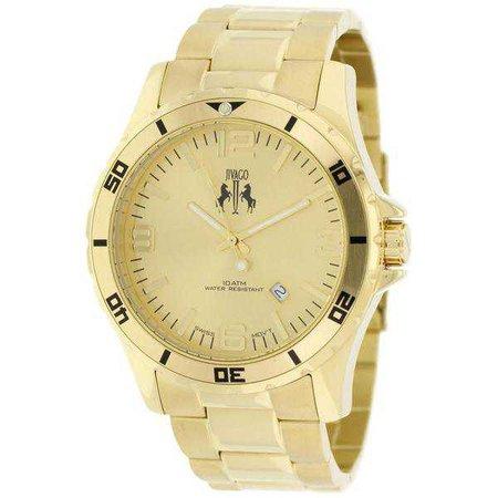 Watches | Shop Women's Gold Quartz Watch at Fashiontage | JV6114