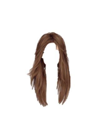 BROWN HAIR PNG @bittersweetofficial
