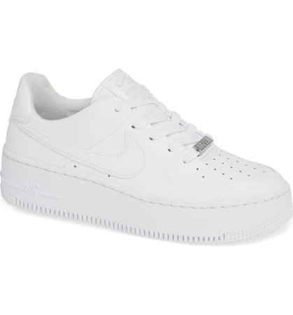 Nike Air Force 1 Sage Low Platform Sneaker (Women) | Nordstrom