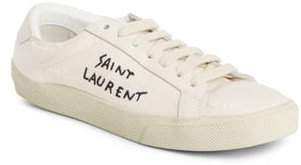 Court Classic Embroidered Sneaker