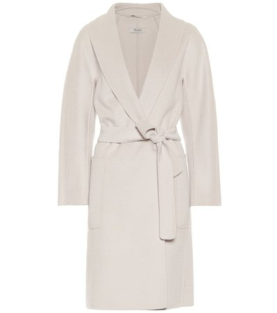 S Max Mara, Alicia wool and cashmere coat