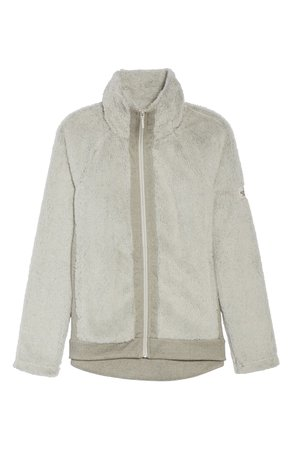 The North Face Furry Fleece Jacket | Nordstrom
