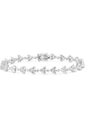 Anita Ko | Eternity 18-karat white gold diamond bracelet | NET-A-PORTER.COM