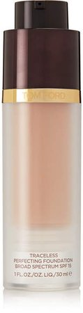 Traceless Perfecting Foundation Broad Spectrum Spf15 - Dune 5.7