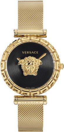 Palazzo Empire Greca Mesh Strap Watch, 37mm