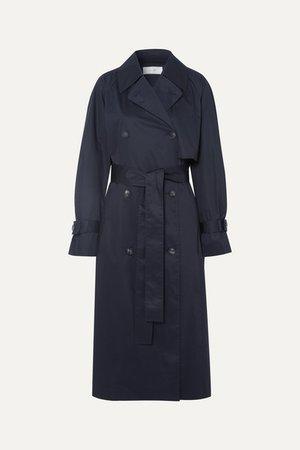 The Row   Kereem cotton-blend trench coat   NET-A-PORTER.COM