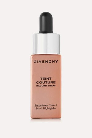 Teint Couture Radiant Drop Highlighter - Radiant Gold No. 2, 15ml