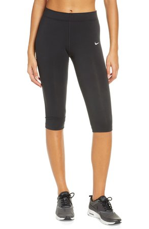 Nike Sportswear Legasee Knee Length Leggings | Nordstrom