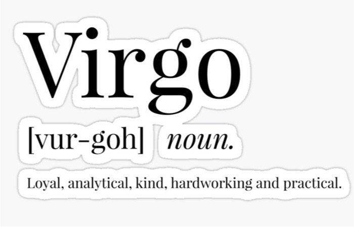 Virgo definition