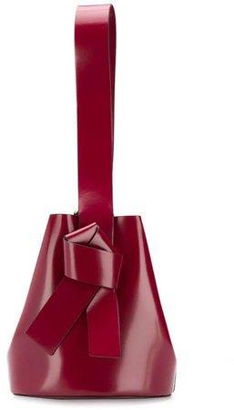 Musubi shoulder bag