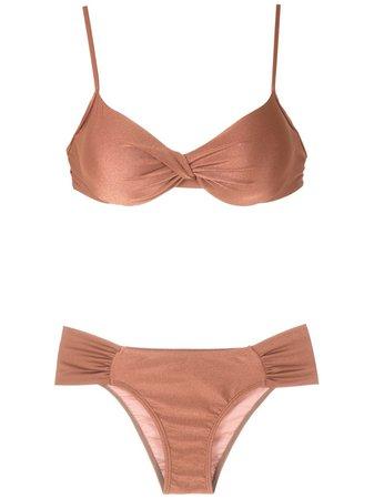 Lygia & Nanny Vitoria Tri bikini set 02010461 - Farfetch
