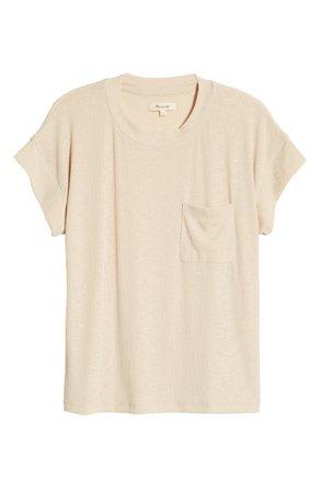 Madewell Women's Eastover Pocket T-Shirt | Nordstrom